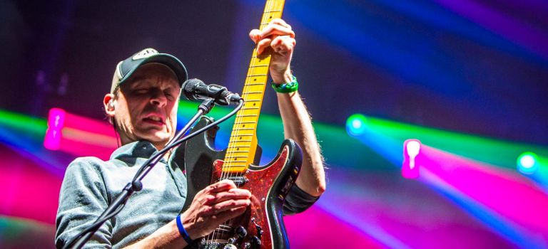 Umphrey's McGee at Wings Event Center in Kalamazoo, MI \mm/