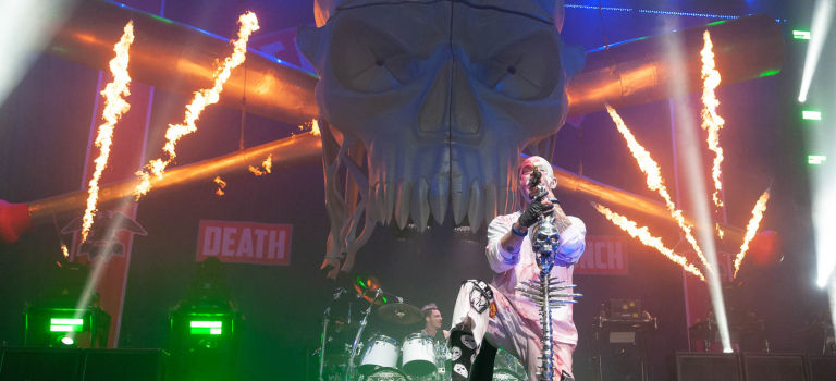 Five Finger Death Punch at CFE Arena in Orlando