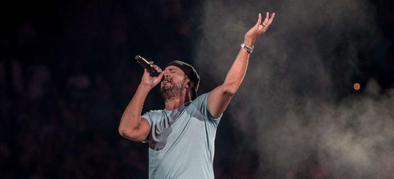 Luke Bryan – What Makes You Country Tour with Jon Pardi