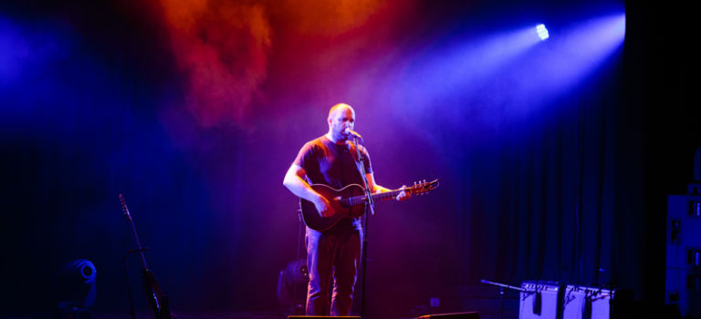 David Bazan at Lincoln Hall in Chicago