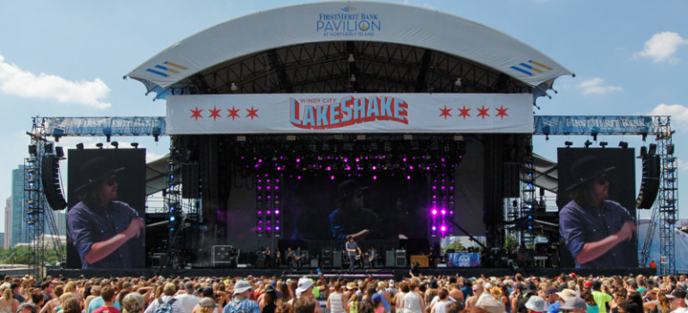 Windy City LakeShake in Chicago