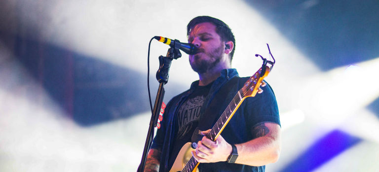 Thrice and Circa Survive at Aragon Ballroom in Chicago