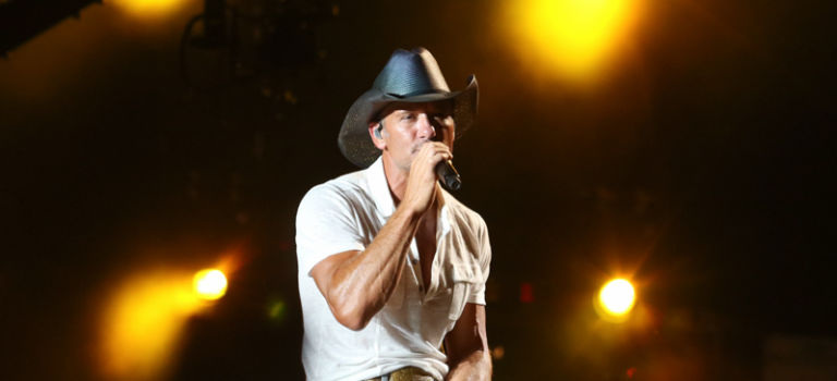 2016 LakeShake Festival with Tim McGraw