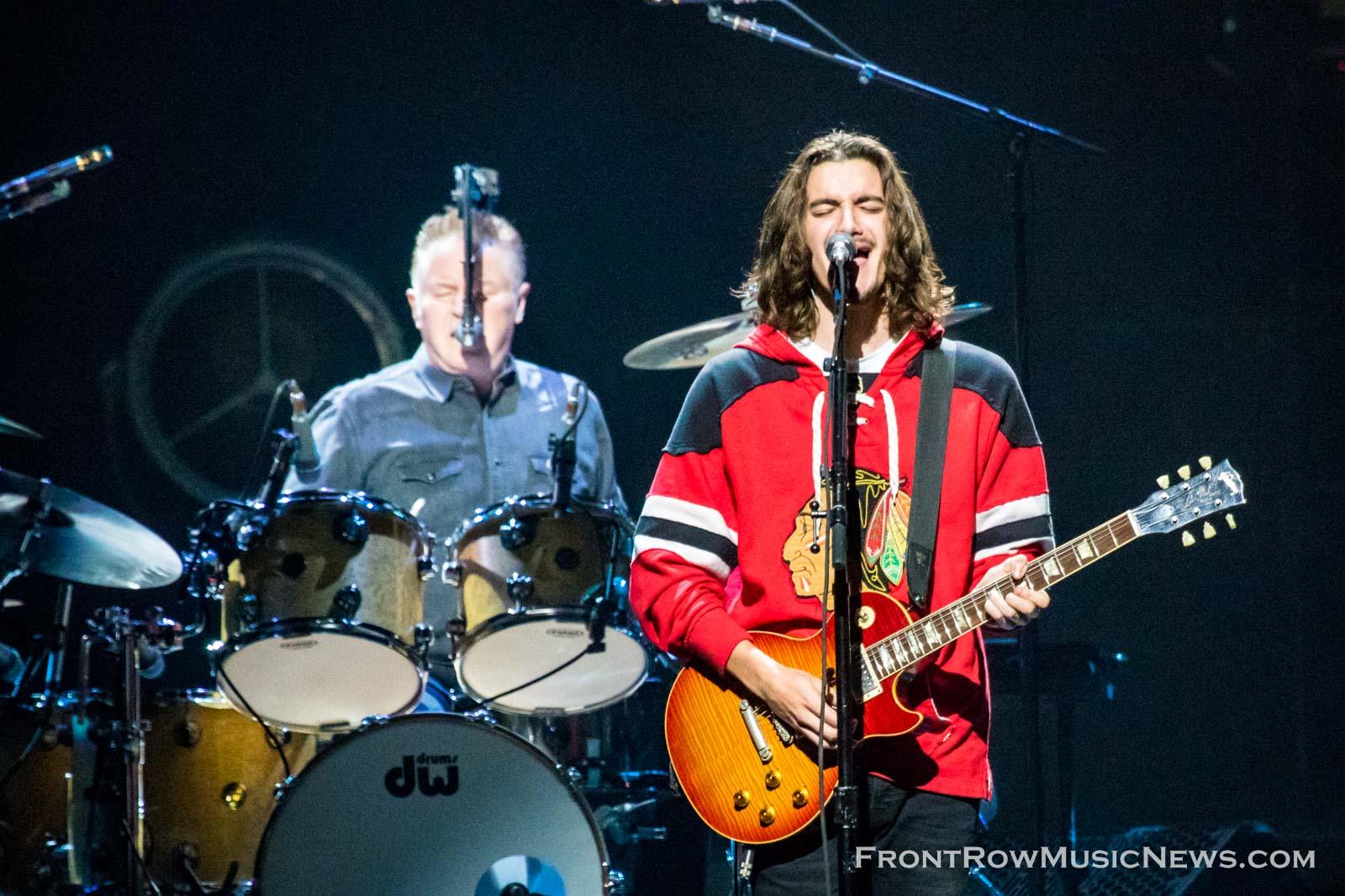Band Eagles Tour